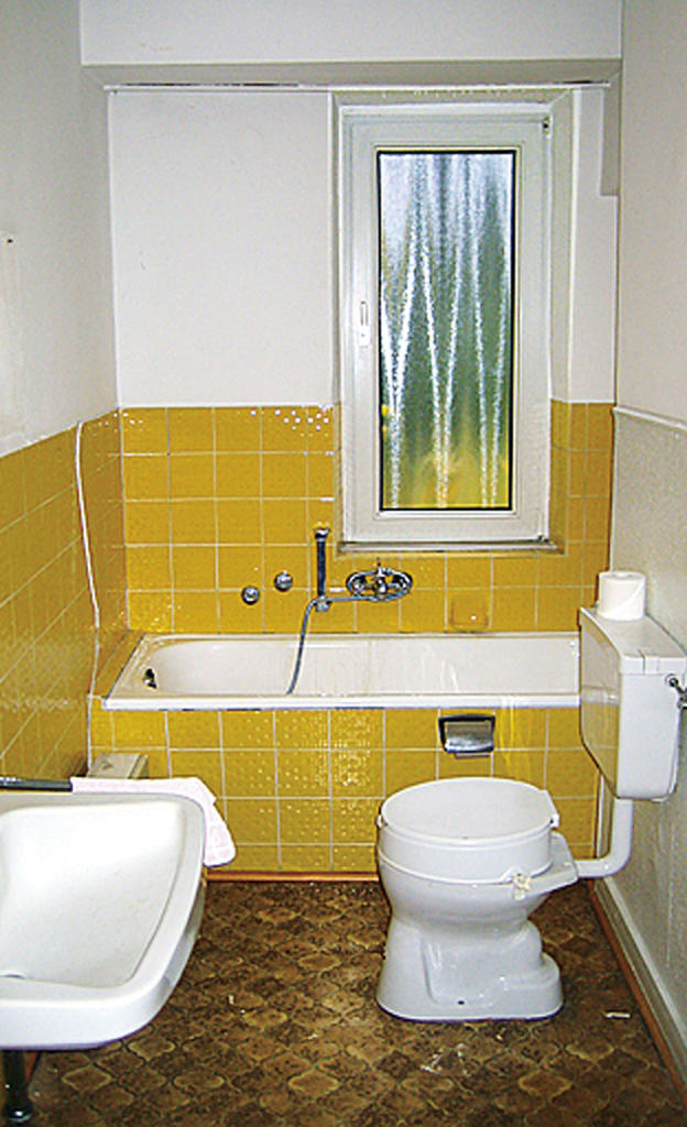 Bad sanierung for Badezimmer decke renovieren