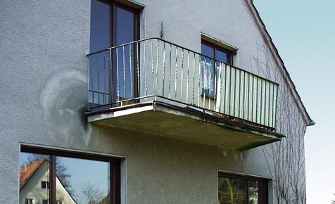 Super Balkon abdichten | selbst.de JL32