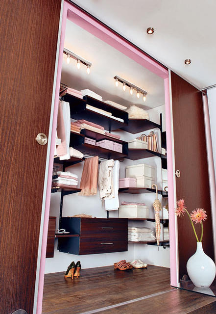 Bevorzugt Begehbaren Kleiderschrank selber bauen | selbst.de CV96