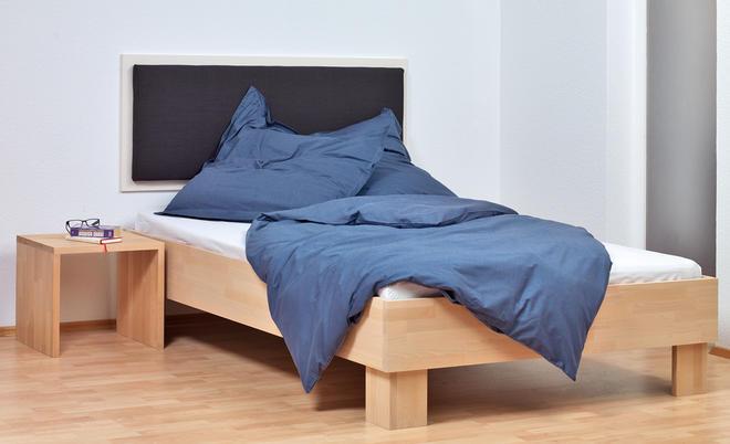 betthaupt bauen. Black Bedroom Furniture Sets. Home Design Ideas