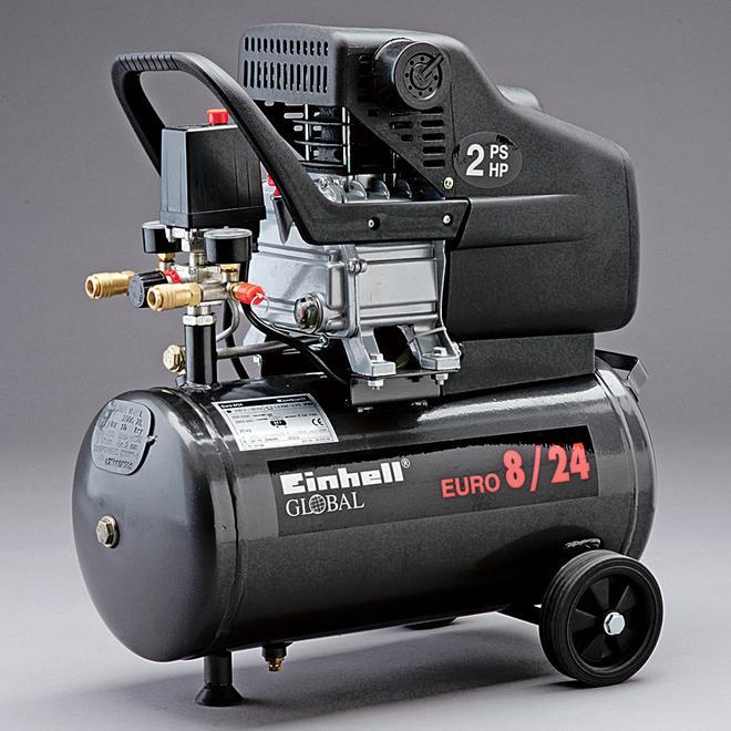 Turbo Heimwerker-Kompressor | selbst.de SD56