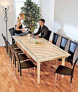 Esstisch Wohnzimmer | selbst.de