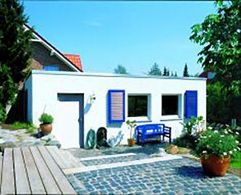 Häufig Garage bauen | selbst.de JE99