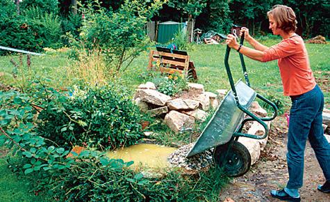 Kindersicherer Gartenteich Selbst De