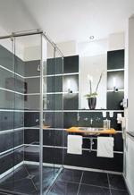 licht im bad. Black Bedroom Furniture Sets. Home Design Ideas