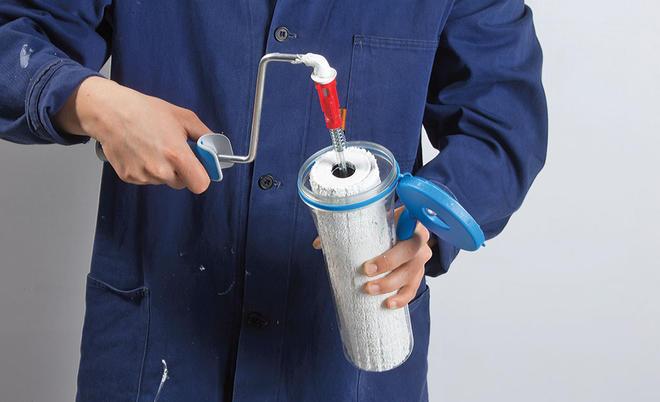 Gut gemocht Lackrolle reinigen | selbst.de CN79