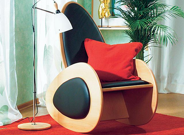schaukelstuhl selber bauen. Black Bedroom Furniture Sets. Home Design Ideas