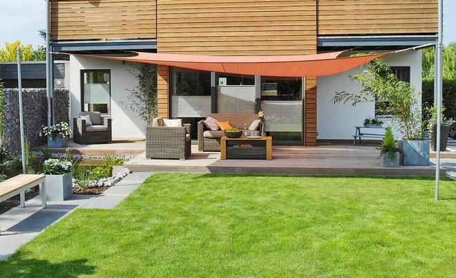 Terrassenüberdachung Freistehend Holz Bauplan ~ Terrassenüberdachung selbst