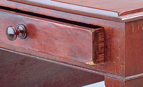 Tisch restaurieren - Mobel selbst restaurieren ...