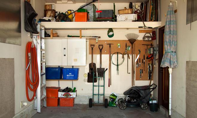 Regeln zur Garage