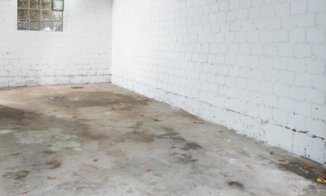 Garagenbodenfarbe