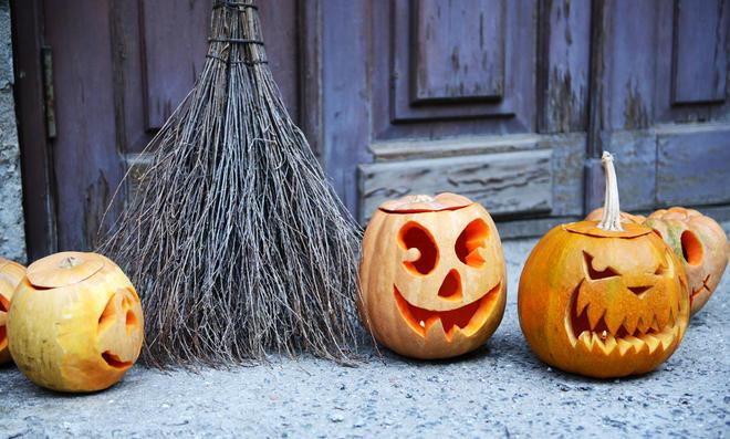 Geschichte von Halloween