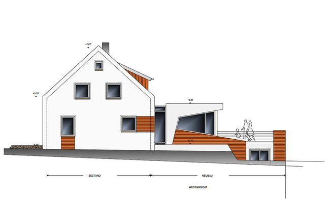 Extrem Holzfassade | selbst.de SW36