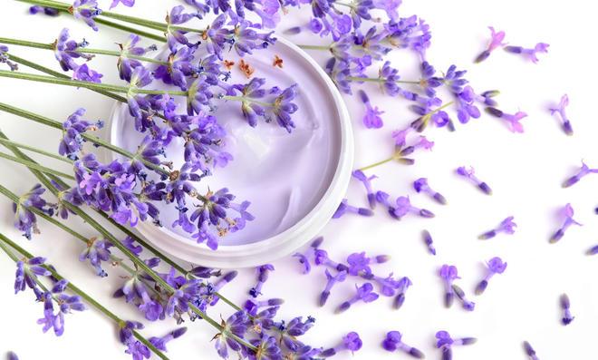 Lavendelcreme selber machen