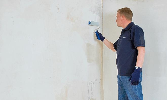 Relativ Malervlies tapezieren | selbst.de YW13