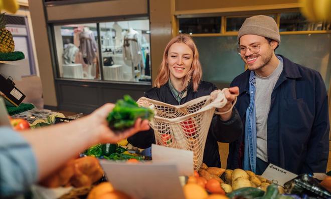 nachhaltig einkaufen