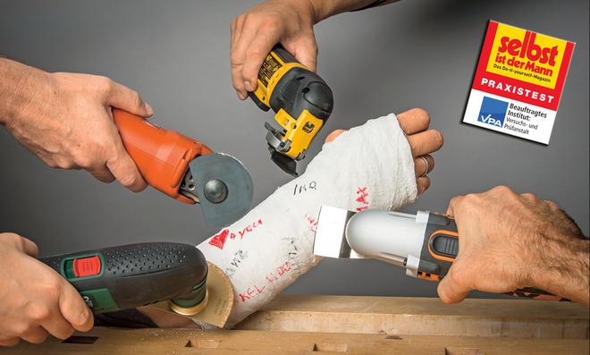 Werkzeug für Oszillierer