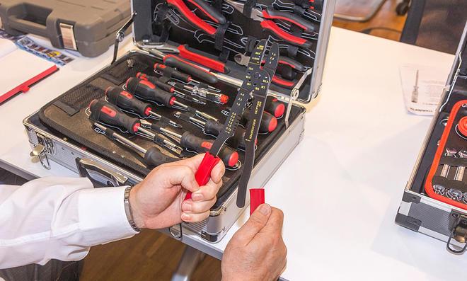 Werkzeugkoffer Test