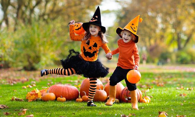 Wann Halloween feiern