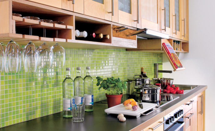 awesome küchenfronten selbst erneuern photos - house design ideas ...
