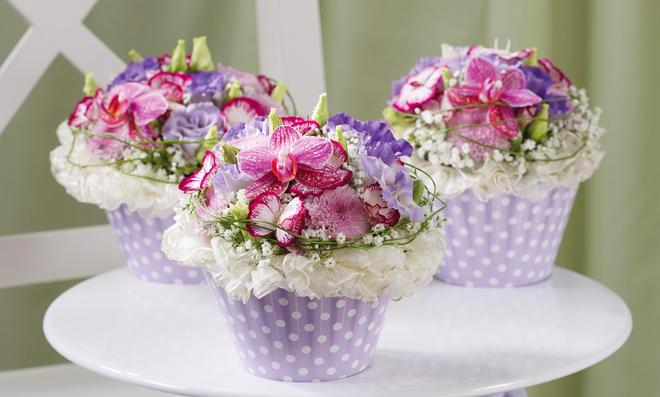 Blumengestecke Selber Machen Selbst De