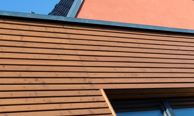 Häufig Holzfassade | selbst.de WU06