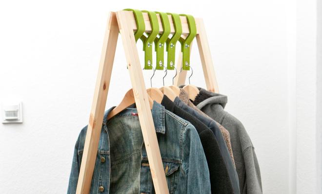 Kleiderständer Selber Bauen kleiderständer selbst de