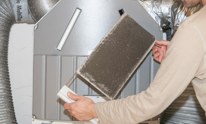 Outdoorküche Klein Reinigen : Lüftungsanlage reinigen selbst