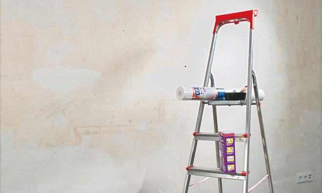 Beliebt Malervlies tapezieren | selbst.de ED12