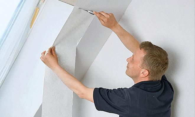Inspirierend Malervlies Tapezieren Bestand An Wohndesign Idee
