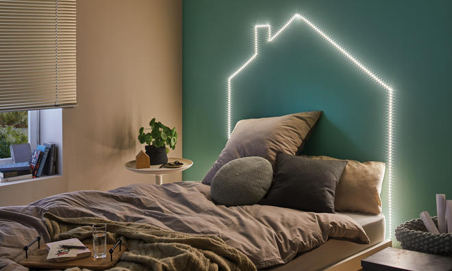 LED Lichtbänder 7 Deko Ideen Für LED Strips