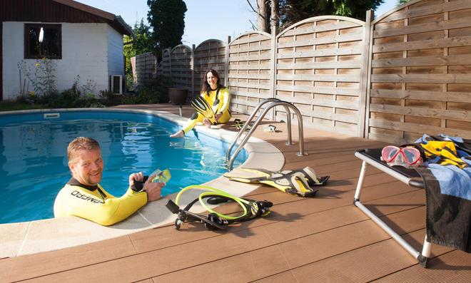 Swimming Pool Umrandung pool umrandung selbst de