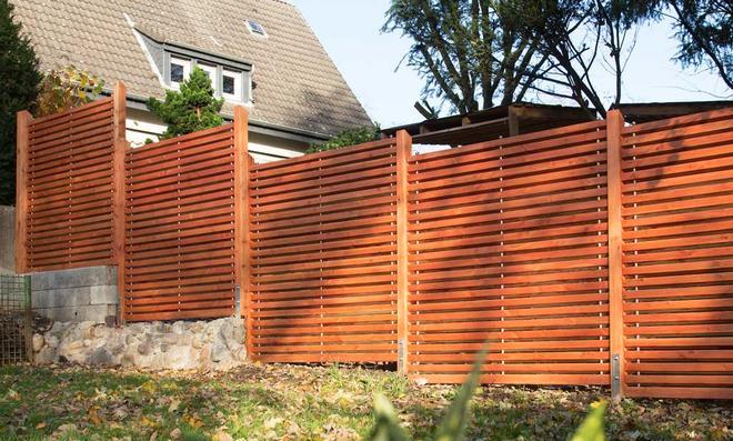 Relativ Sichtschutzzaun selbst bauen | selbst.de ZT48