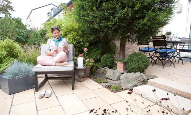 Lieblings Terrasse pflastern | selbst.de @HO_54