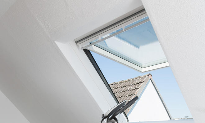Velux Austauschfenster Dachflächenfenster Austauschen