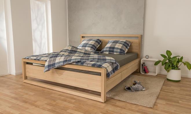 Bauplan bauen betten selber Bett selber