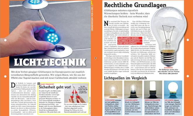 LED-Lichttechnik