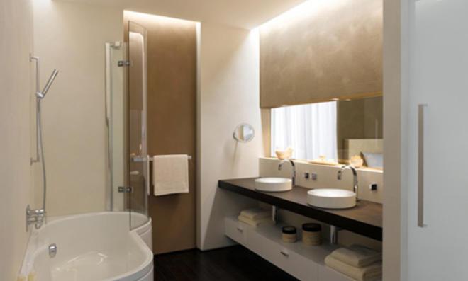 Fußboden Beleuchtung Bad ~ Licht im bad selbst
