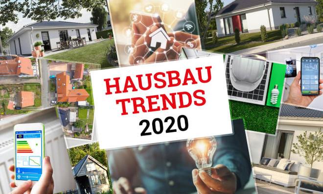 Hausbau-Trends 2020