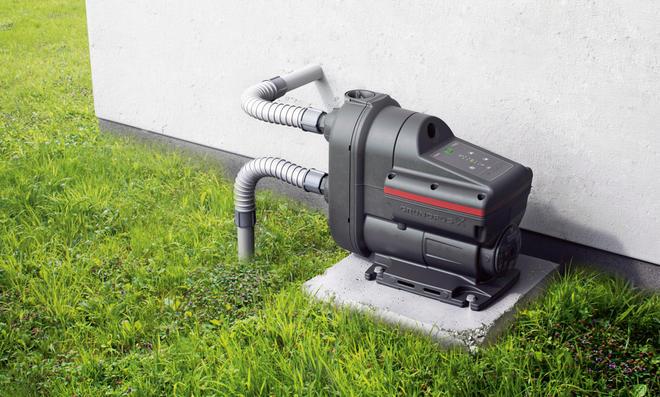 Hauswasserwerk Grundfos