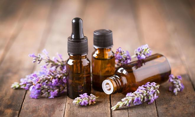 Lavendelöl selber machen