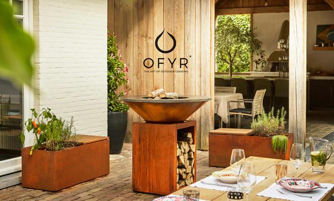 OFYR - der Outdoor Cooking Trend
