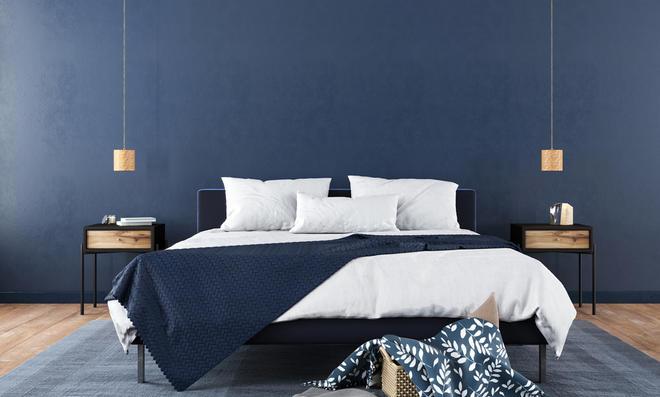 Feng Shui: Farbe im Schlafzimmer