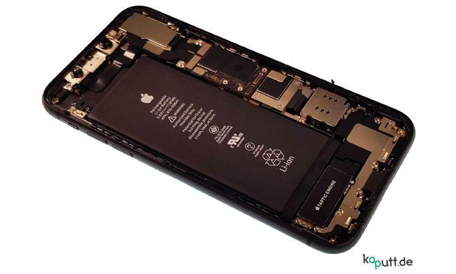 Teardown iPhone 11