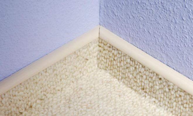 Idealer Fußboden Kinderzimmer ~ Teppichleiste selbst.de