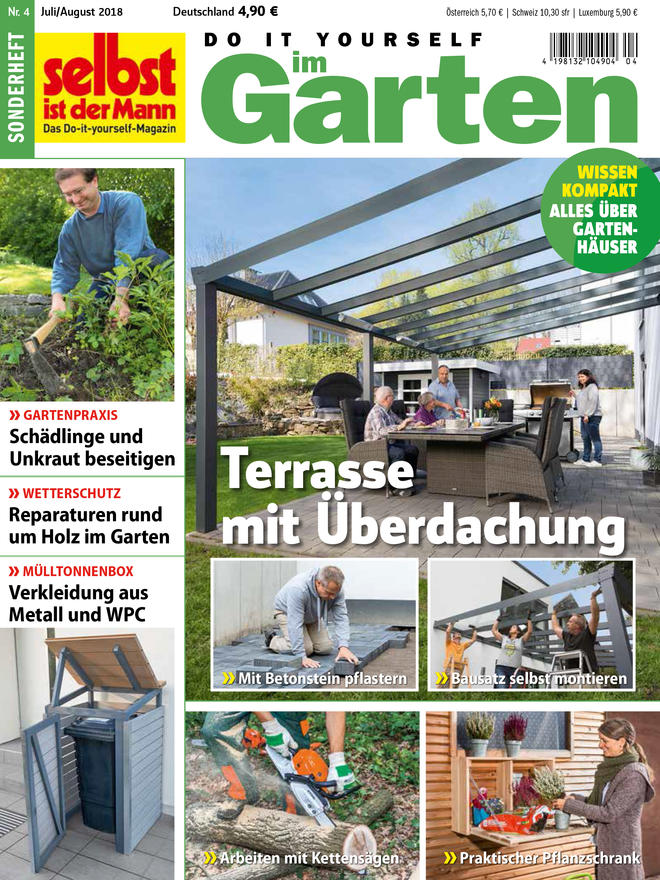 Garten-Sonderheft 04/18