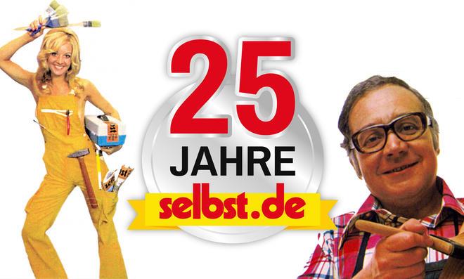 25 Jahre selbst.de