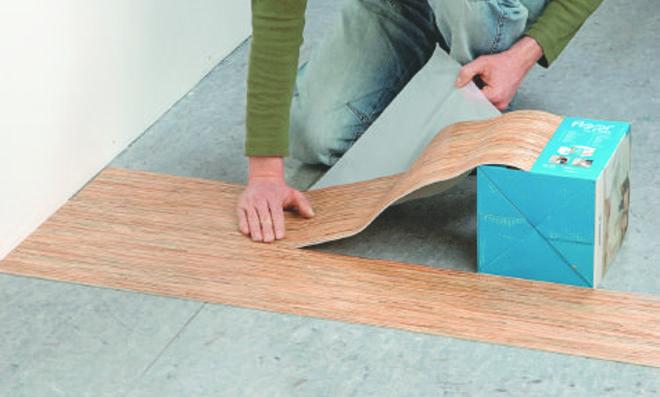 Fußboden Planken ~ Vinylboden: selbstklebend selbst.de