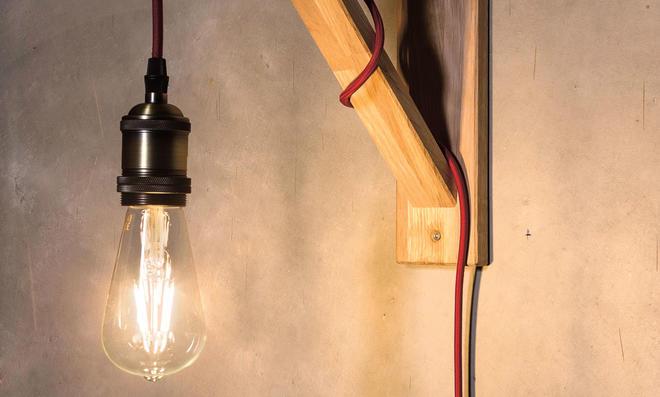 Filament Lampe Selbstde