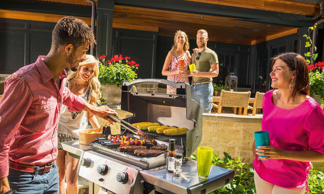 BBQ & Grillen: Meister am Rost - cover